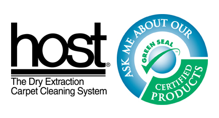 Host Dry Extraction Cleaning System
